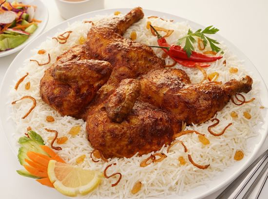 Picture of Spicy Chicken